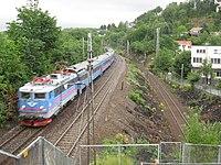 Swedish train in Norway.jpg