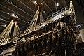 Swedish warship Vasa, sank 1628, Vasamuseet, Stockholm (22) (36266687865).jpg