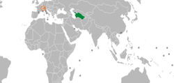 Switzerland Turkmenistan Locator.png