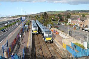 Sydenham railway station (Northern Ireland) - Image: Sydenham (1)