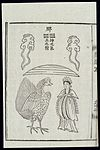 Symbolic image of the spleen; Chinese-Korean-Japanese Wellcome L0039622.jpg