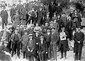 Sztrájkolók az 1910-as évek elején. Fortepan 25418.jpg
