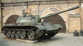 الدبابات الاشقاء من العائلة تي ( انها حقا عائلة محترمة اخري ) - صفحة 4 275px-T-55_skos_RB