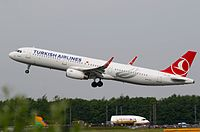 TC-JTF - A321 - Turkish Airlines