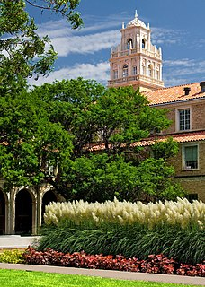Administration Building (Texas Tech University) building in Texas, United States