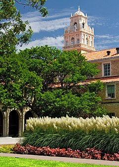 Texas Tech Administration Building