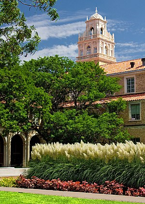 Texas Tech University - Administration Building