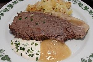 Viennese cuisine - Tafelspitz