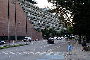Eva Koppel - Eva and Nils Koppel: Panum Building (completed 1986)