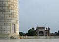 Taj Mahal, Agra views from around (40).JPG