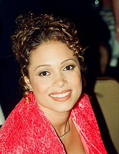 Tamia Canadian musician and singer
