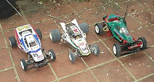 Tamiya Corporation - Tamiya RC Cars: Grasshopper II, Grasshopper, and Super Sabre