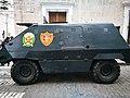 Tanqueta policial a Arequipa02.jpg