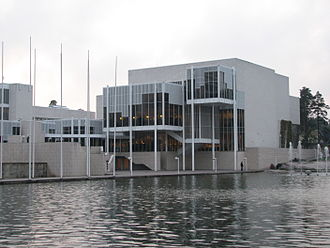 Espoo - The Espoo Cultural Centre