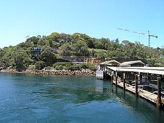 Taronga Zoo Sydney - Taronga Zoo ferry wharf
