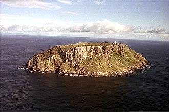 Tasman Island - The Tasman Island circa 1987
