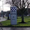 Tayside Police Divisional Headquarters, Barrack Street Perth Scotland.jpg