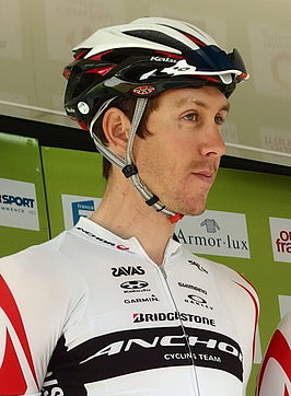 Damien Monier in de Tour de Bretagne 2015
