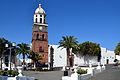 Teguise - Plaza de la Constitución - Iglesia de Nuestra Señora de Guadalupe.jpg
