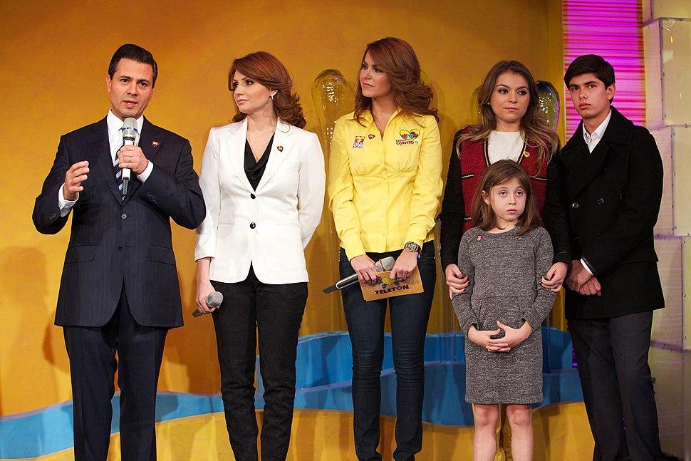 Teletón 2012. México, D.F. 7 diciembre 2012. (8254208747)
