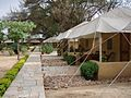 Tented camp hotel rooms in Samode Bagh - panoramio.jpg