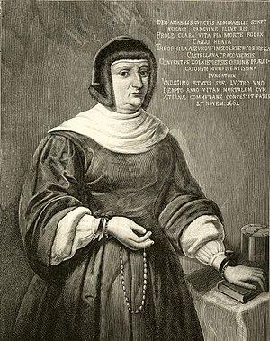 Teofila Zofia Sobieska