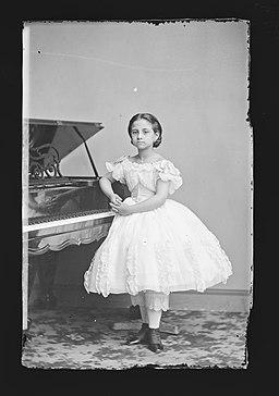 Teresa Carreño (negative)