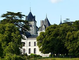 The Château of Ternay