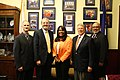 Terri Sewell with Alabama Air Force Association Delegation in 2015.jpg