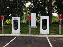 Tesla Supercharger - Wikipedia