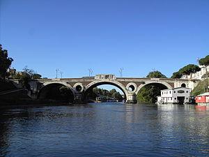 Ponte Giacomo Matteotti - Ponte Giacomo Matteotti, Rome