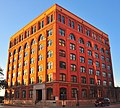 Texas School Book Depository by sunset.jpg