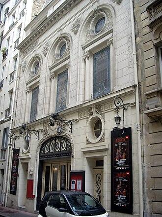 Théâtre de l'Œuvre - Théâtre de l'Œuvre c. 2010