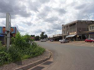 Thabazimbi - Central Business Area in Thabazimbi