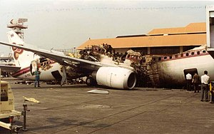 Thai Airways International Flight 114(HS-TDC)wreckage4.jpg
