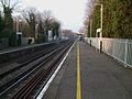 Thames Ditton stn look north.JPG