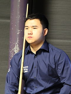 Thanawat Thirapongpaiboon Thai snooker player