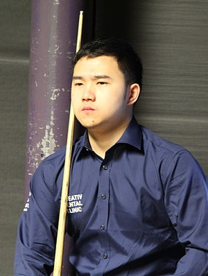 Thanawat Thirapongpaiboon - Paul Hunter Classic 2015