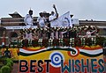 The 'Run for Rio' in Delhi - a wonderful way to wish our athletes for 2016 Olympics. (28074504144).jpg