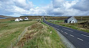 The A850 at Borve - geograph.org.uk - 948764.jpg