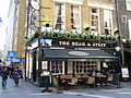 The Bear & Staff pub, Bear Street, London 3.JPG