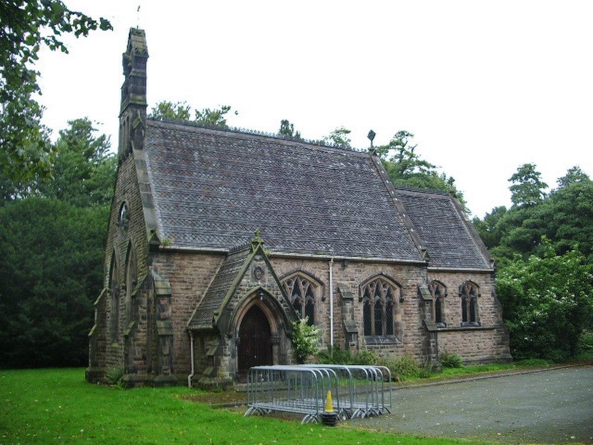 The Chapel of the Holy Cross, Croston - geograph.org.uk - 940445.jpg