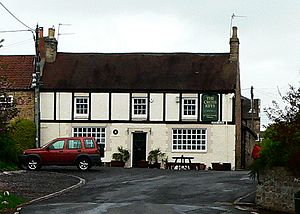 Gainford, County Durham - Image: The Cross Keys Public House, Gainford, County Durham