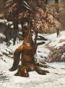 The Dead Fox (Gustave Courbet) - Nationalmuseum - 23398.tif