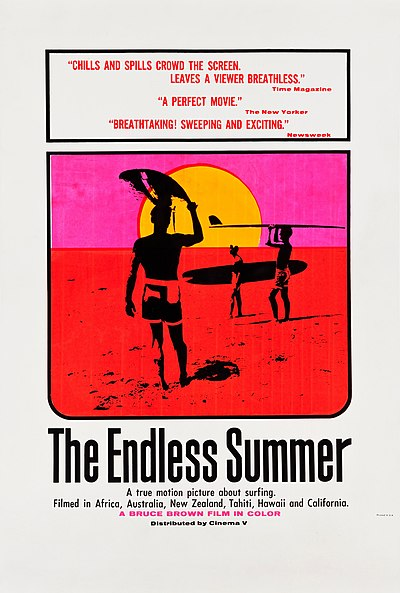 Picture of a movie: The Endless Summer