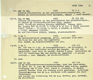 Höfle Telegram document
