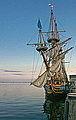 The Kalmar Nyckel at twilight (6856906723).jpg