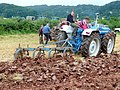 The Lea Show ploughing competition, 2009 1 - geograph.org.uk - 1468795.jpg
