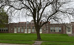 Lincoln School (Oskaloosa, Iowa) - Image: The Lincoln School