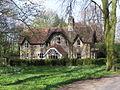 The Lodge , Redworth Hall. - geograph.org.uk - 163597.jpg